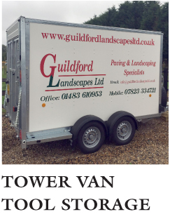Tower Van Godalming