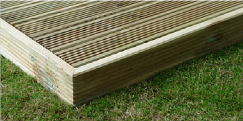 Timber Decking Guildford