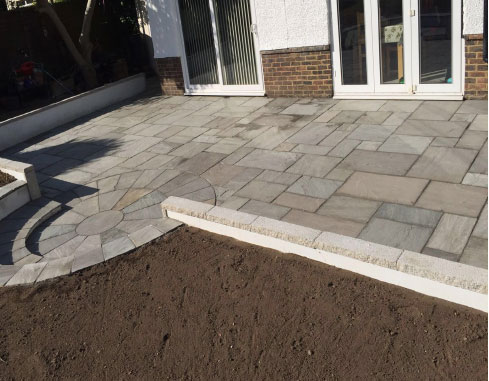 Driveways in Camberley