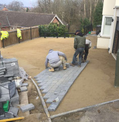 Landscaping in Camberley